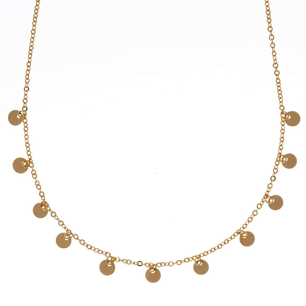 LUV & BART - Bella Necklace Gold
