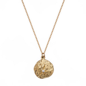 LUV & BART - Coralie Necklace Gold