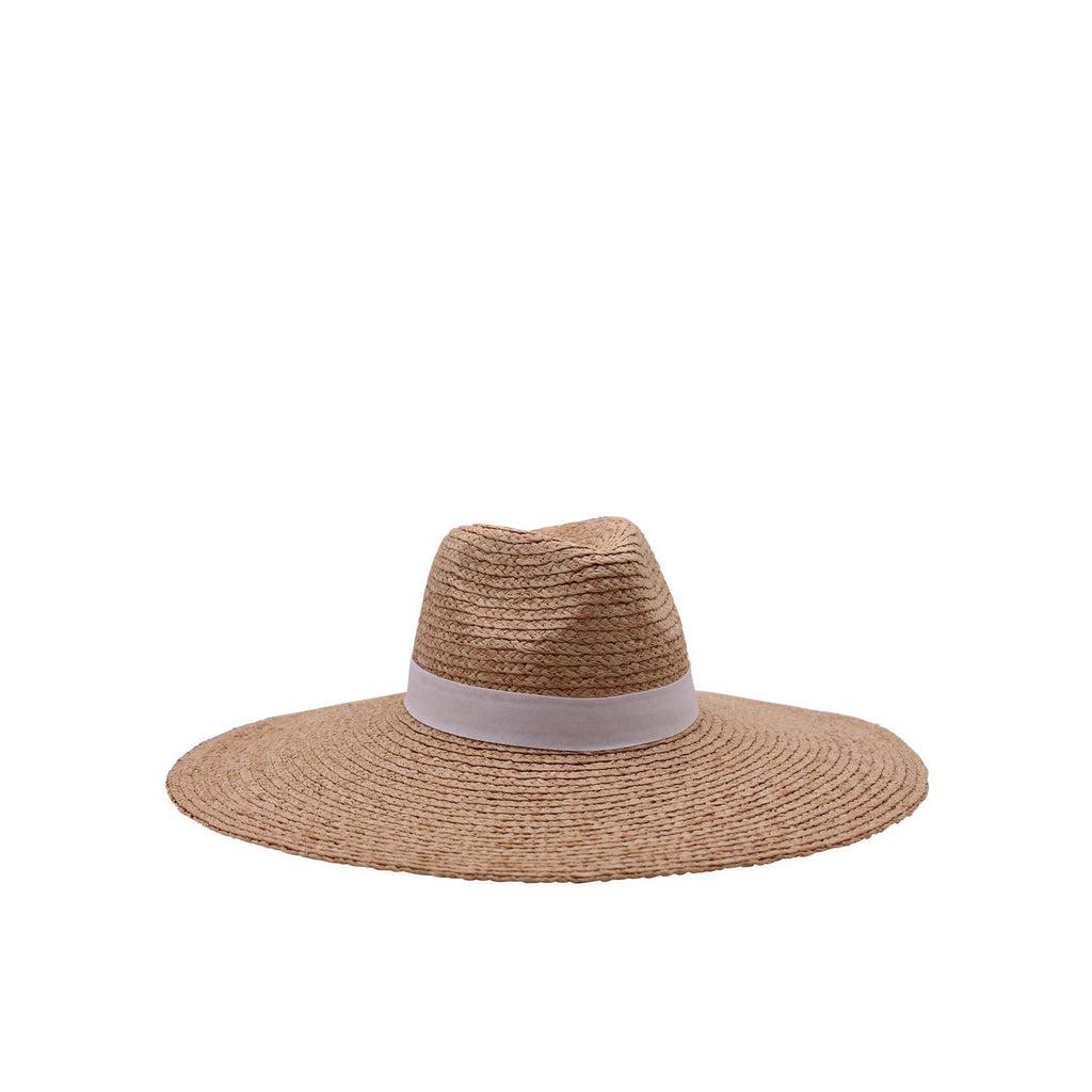 Bramwelli Finely Braided Fedora