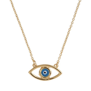 LUV & BART - Angelina Necklace Gold