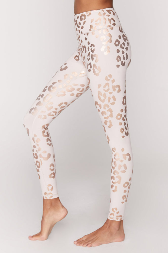 Lux Cheetah High Waist Leggings