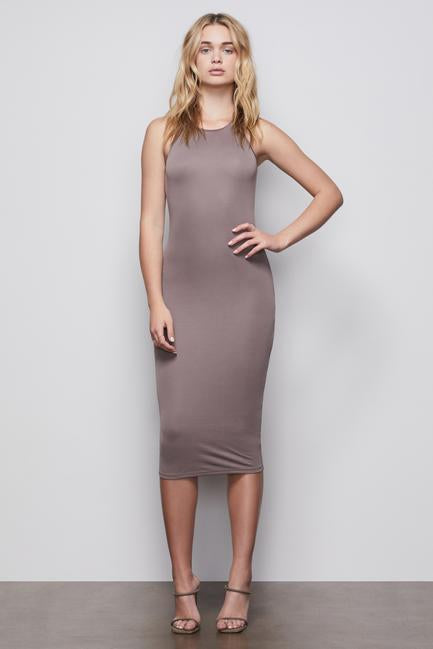 Good American - The Body Sculpted Midi Dress
