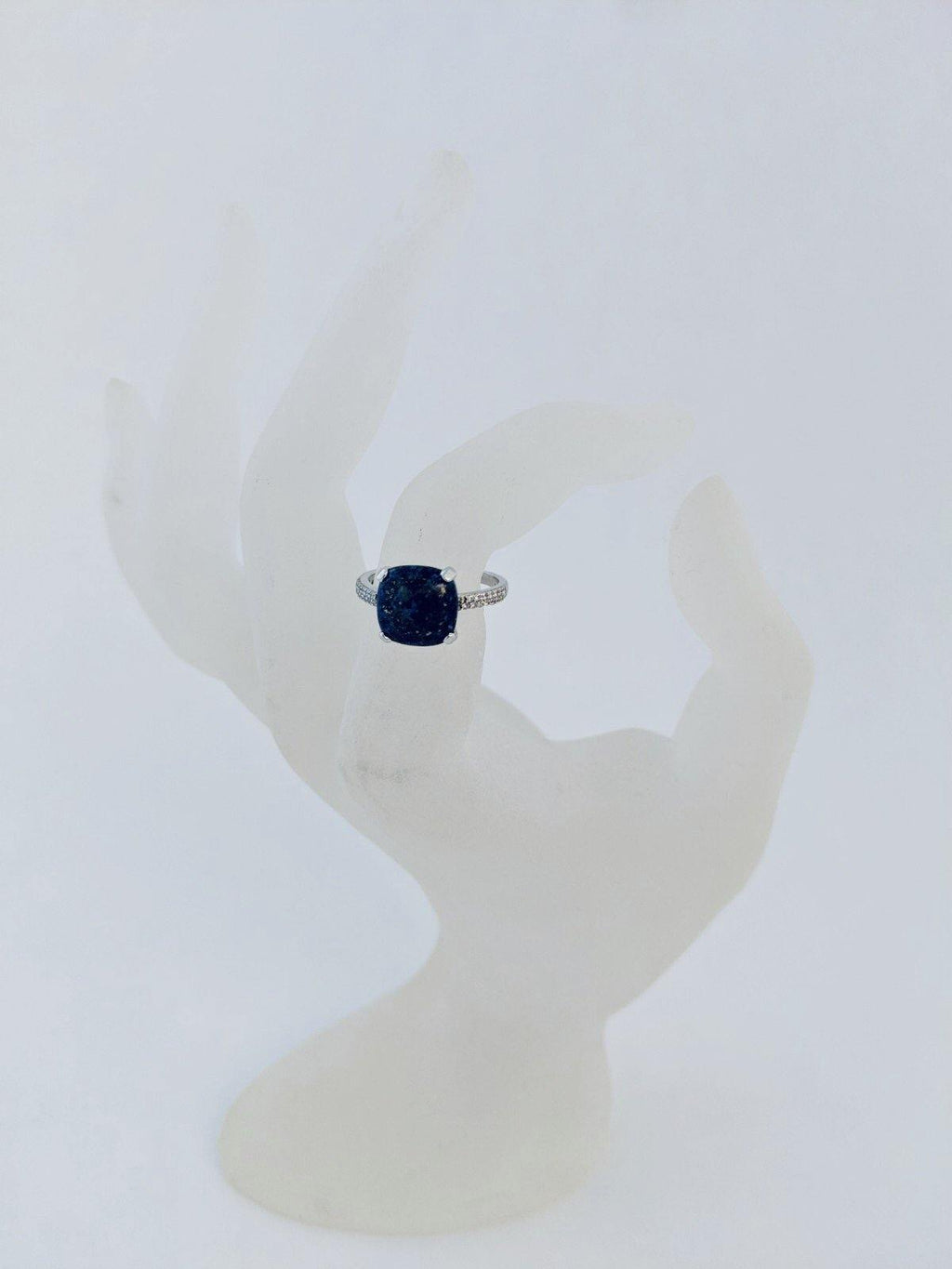Adamar - Blue Lapis Ring