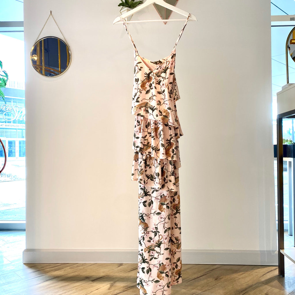 MinkPink - Wild Leopard Midi Dress