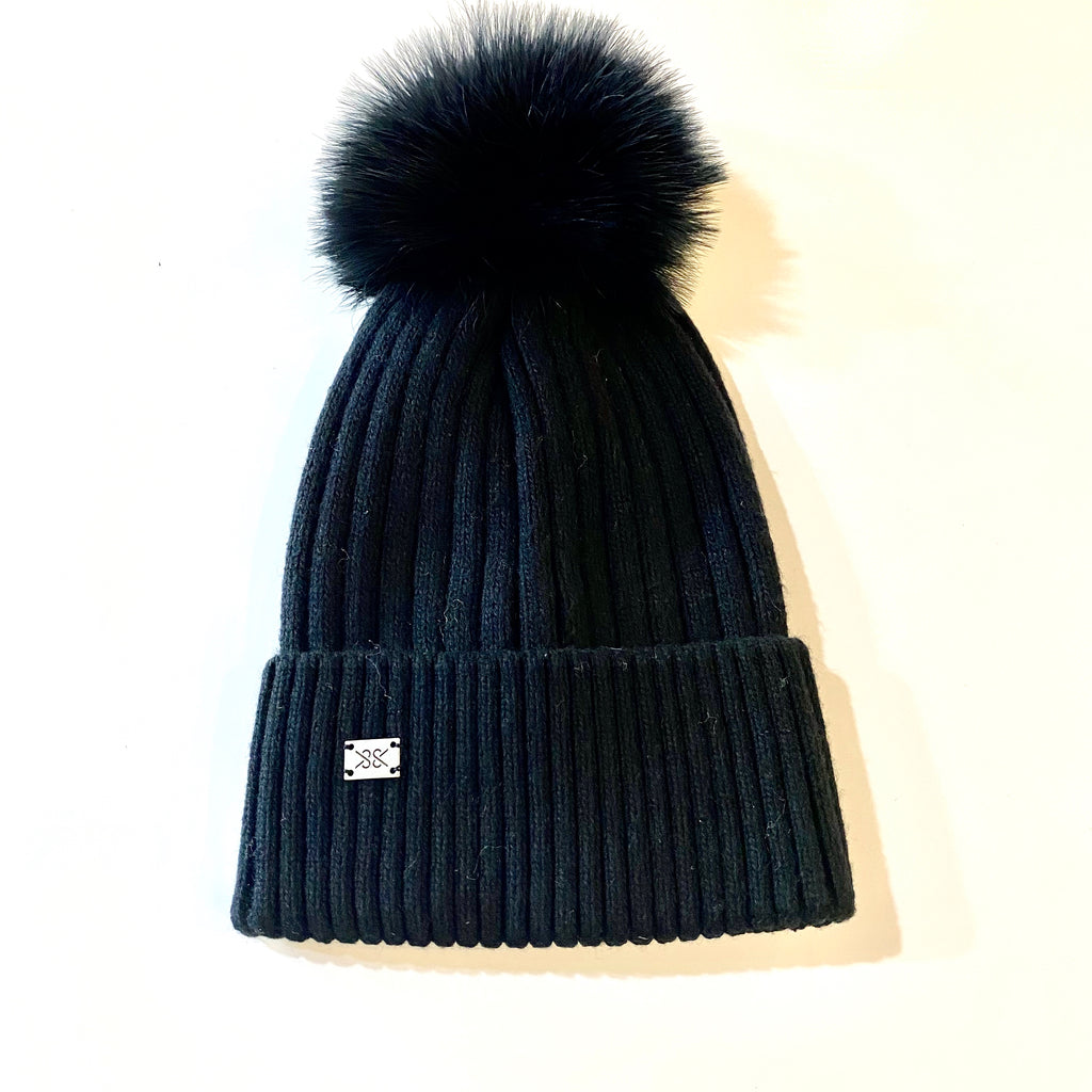 Ciel Toque (Black)