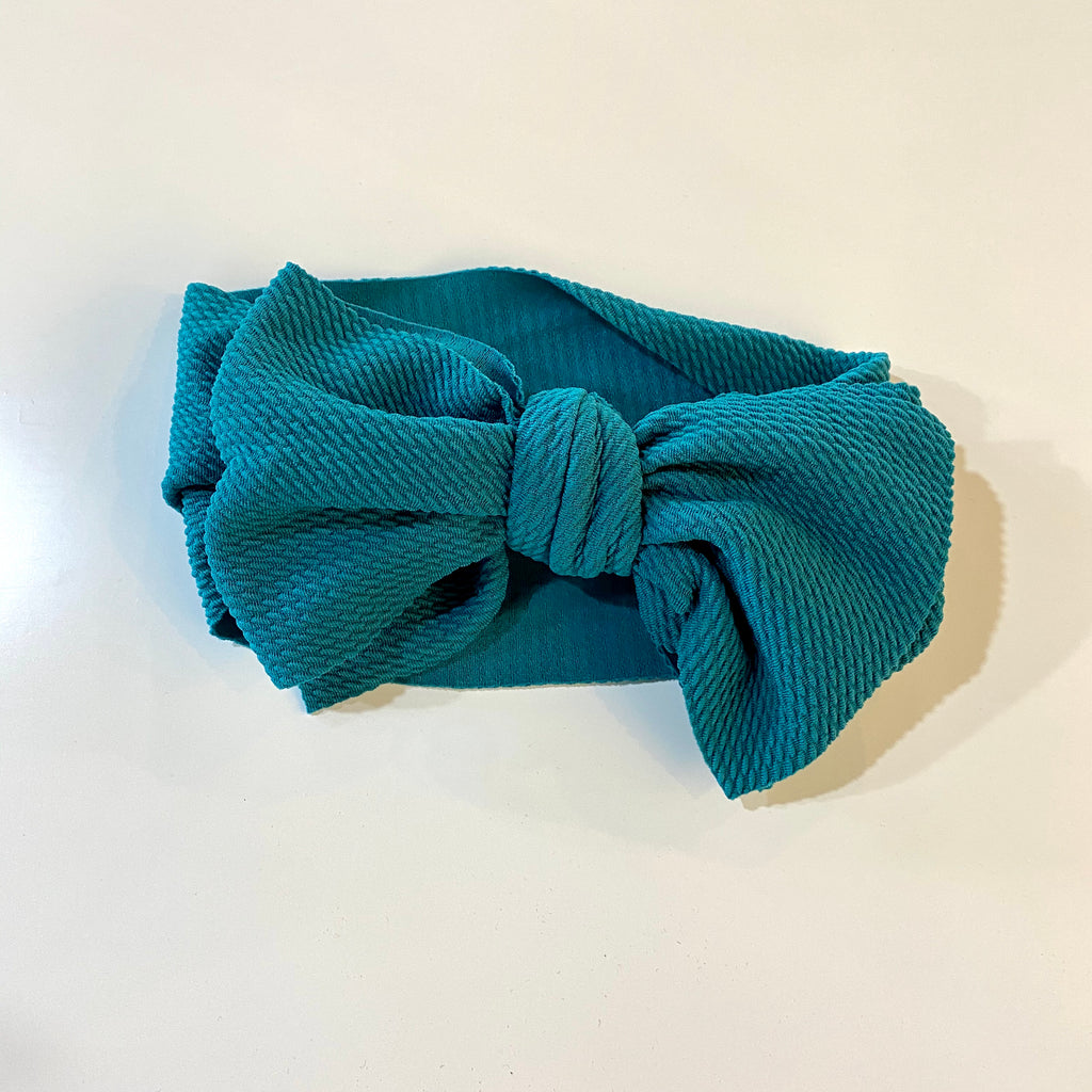 Ariel Baby Bow