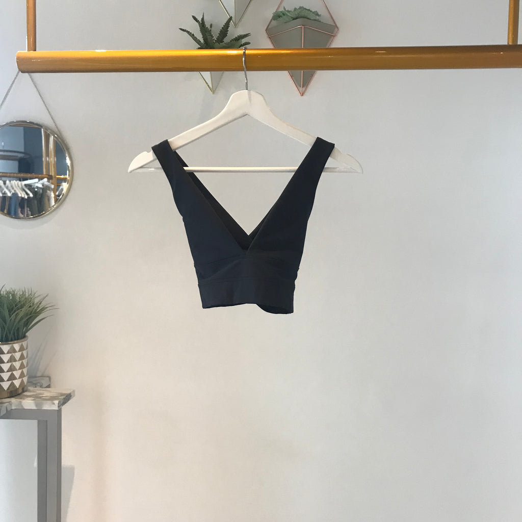 SG - Good Vibes Sports Bra (BLK)