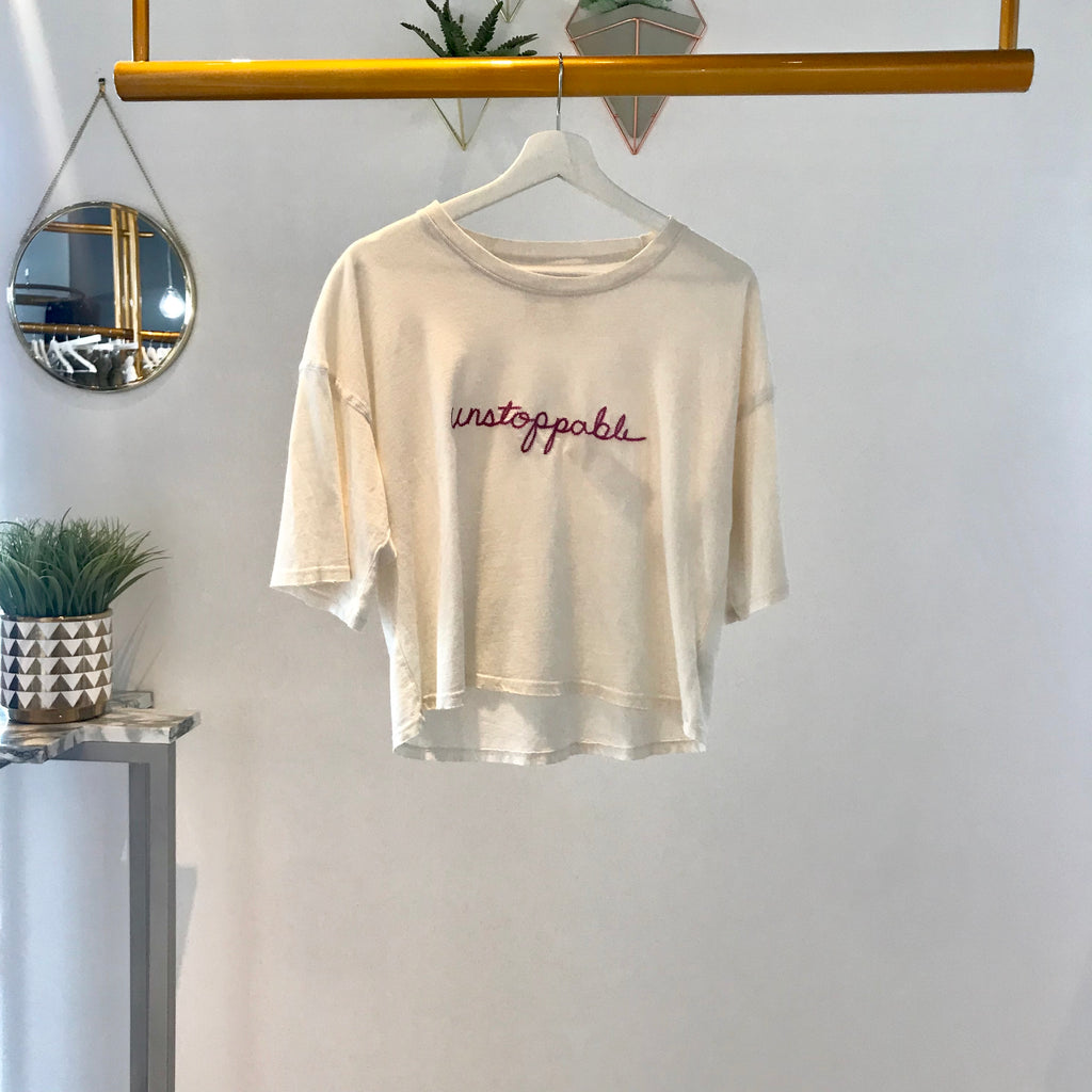 SG - Unstoppable Icon Boyfriend Tee