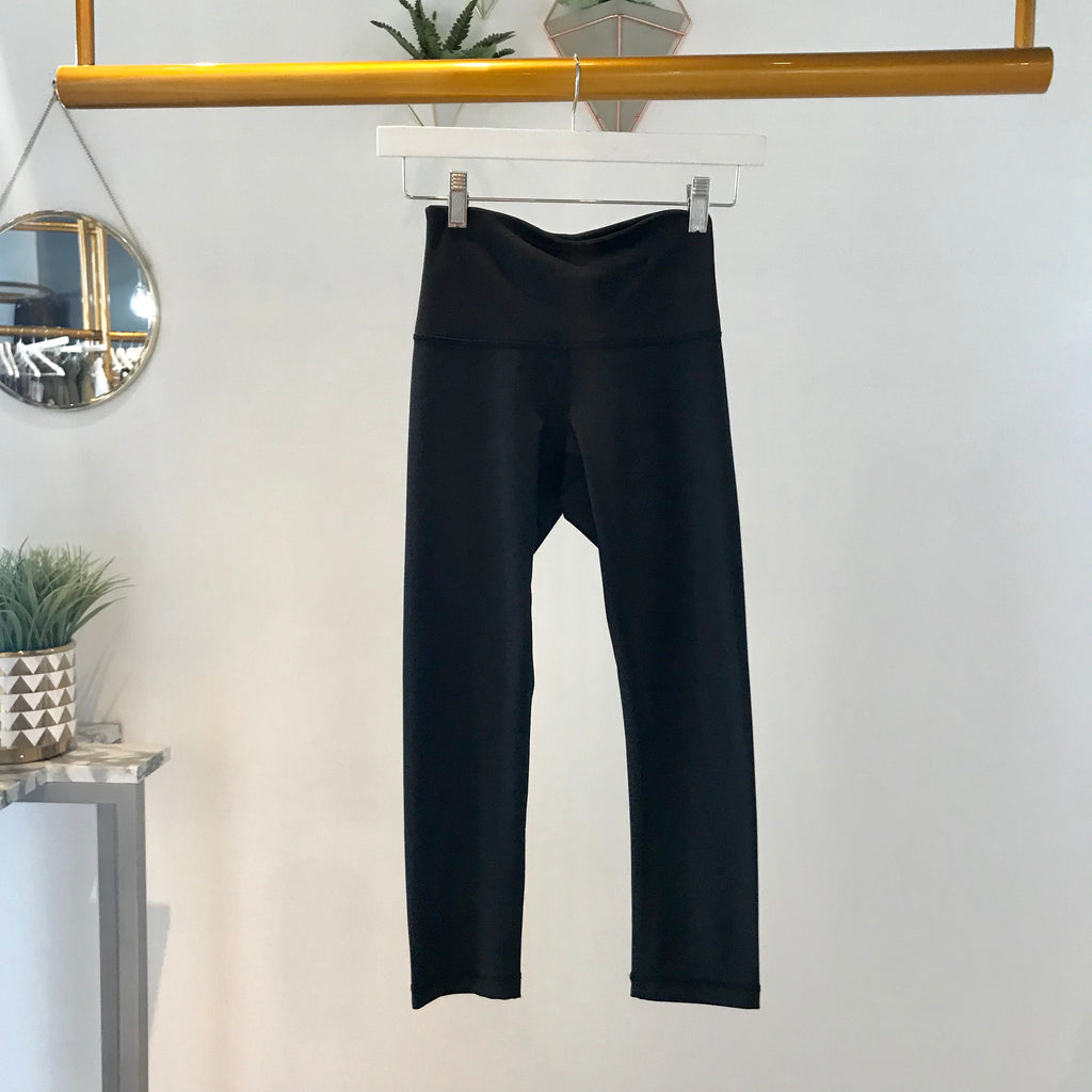 SG - Perfect High Waist Crop Legging