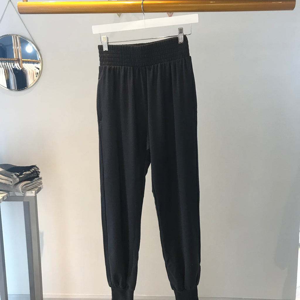 SG - Piper High Waist Jogger (black)