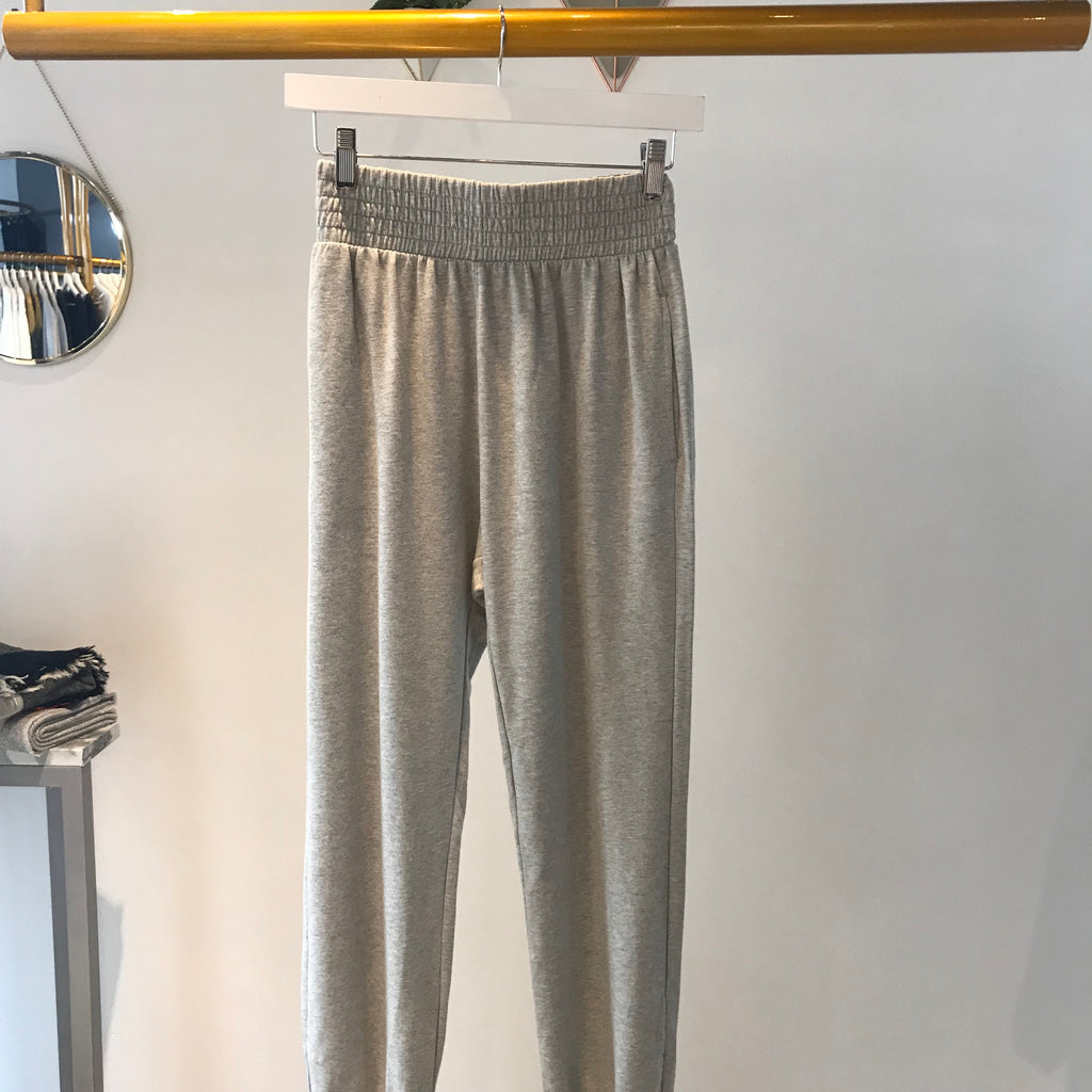 SG - Piper High Waist Jogger (grey)