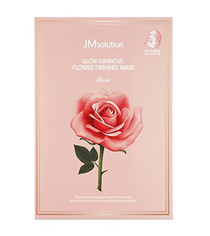JM Solution - Glow Flower Firming Rose Mask