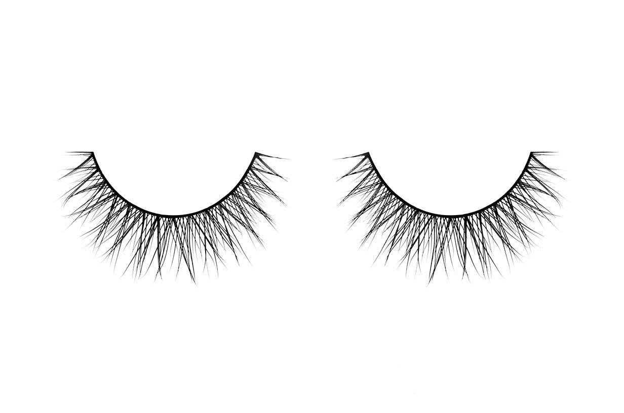 Medium Volume 100% Mink Lashes