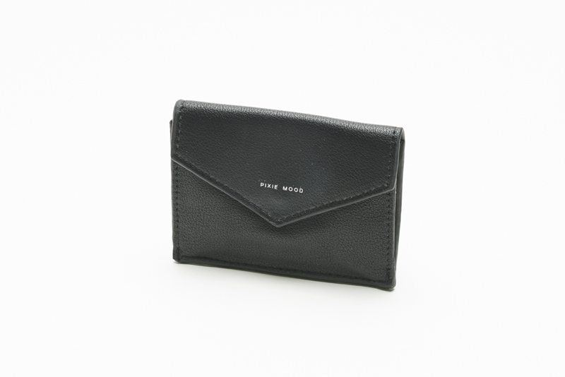 Pixie Mood - Carol Card Case Black