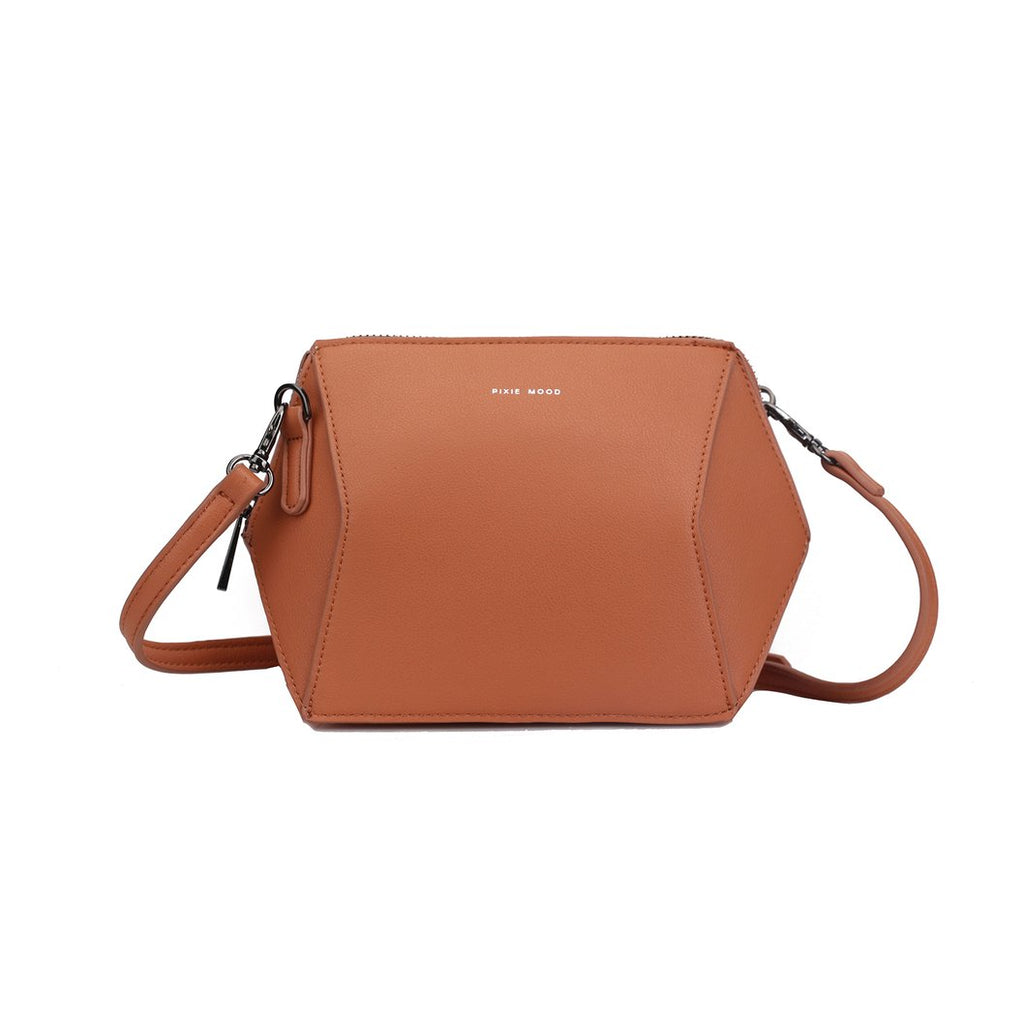 Pixie Mood - Ashton Crossbody Caramel