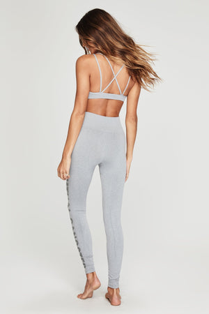 Spiritual Gangster - Seamless Heather High Rise Legging