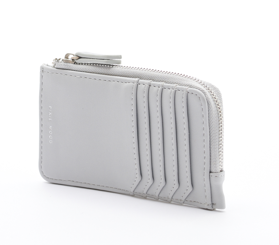 Pixie Mood - Quinn Card Wallet (Grey)