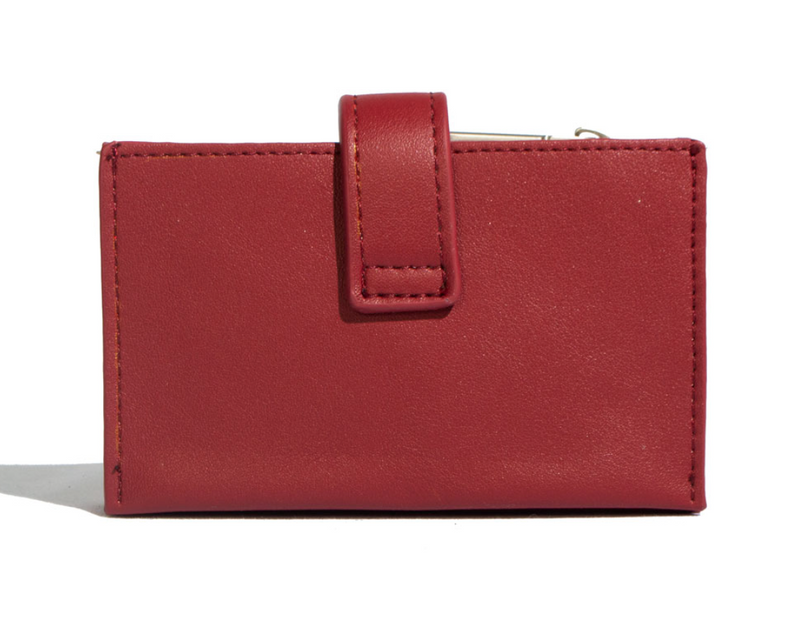Pixie Mood - Rika card holder (Red)