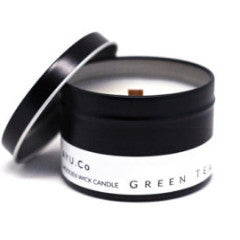 Green Tea Candle by AYDRY & Co.