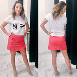 En Creme - Jenny from the Block mini skirt