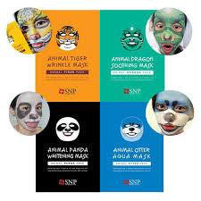 Animal Sheet Mask by SNP
