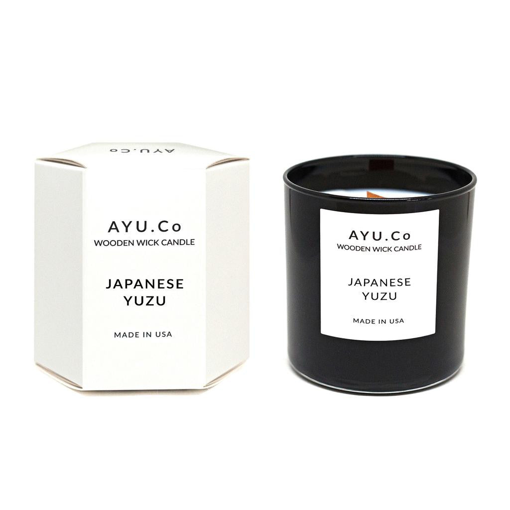 Japanese Yuzu Candle by AYDRY & CO.