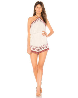 Somedays Lovin - Free We Roam Playsuit