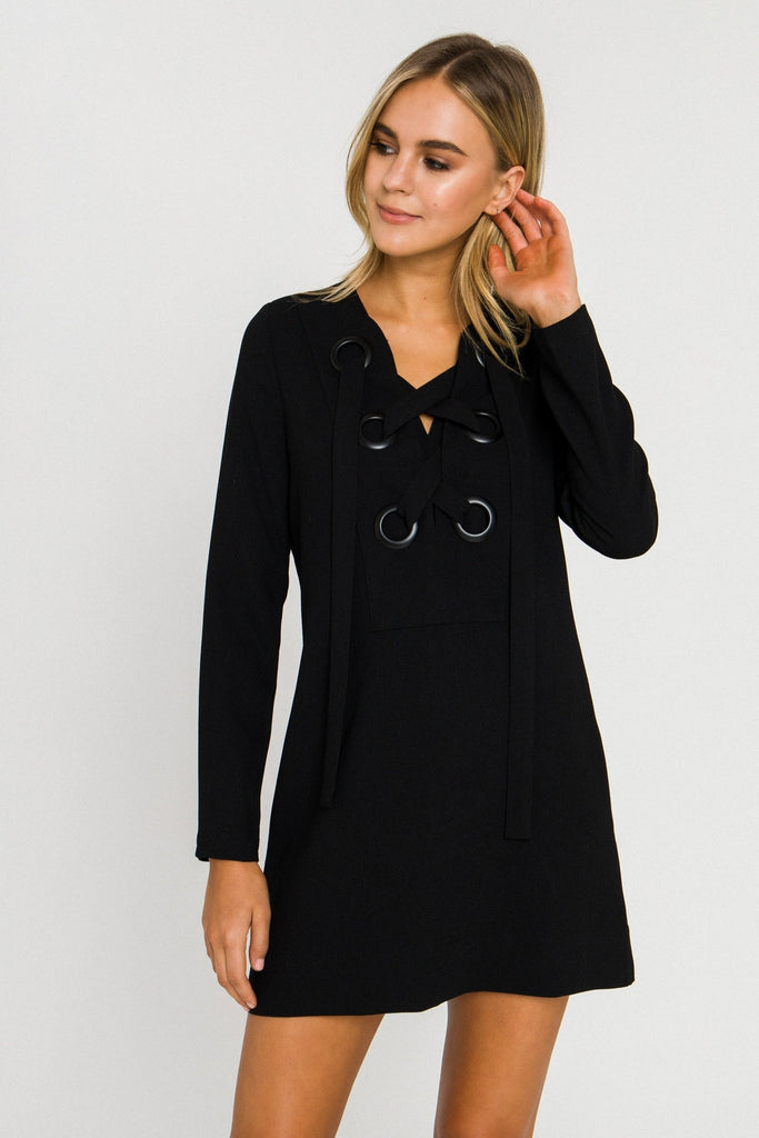Hilton Rope Tunic Dress
