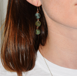 Sophie Earrings Turquoise