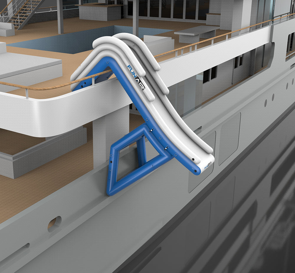 Feel like you're flying with the FunAir Flume