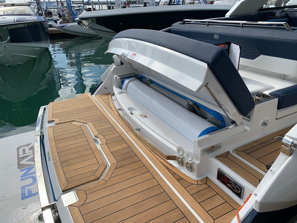 Cobalt Yachts Launch Inflatables Management System (IMS)