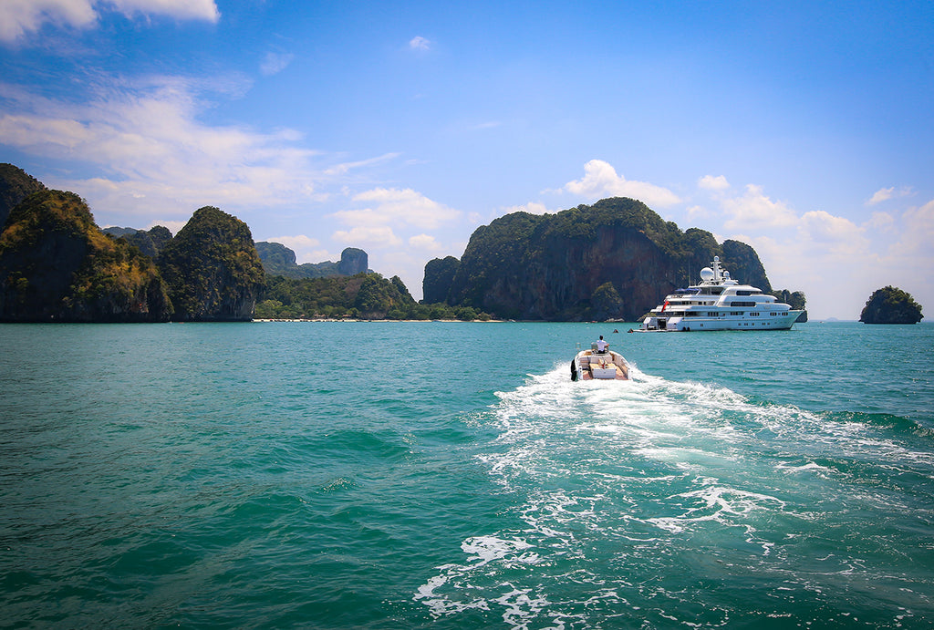 Superyacht charter in Asia – Pacific levels up the Fun