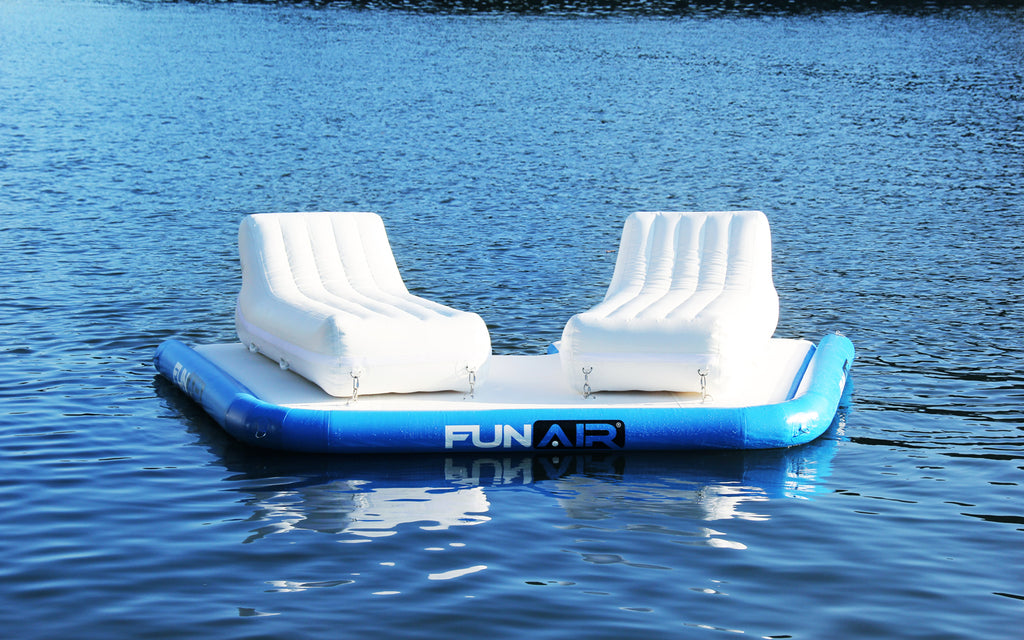 Twin  Escape  -  The  Romantic  Superyacht  Lounger