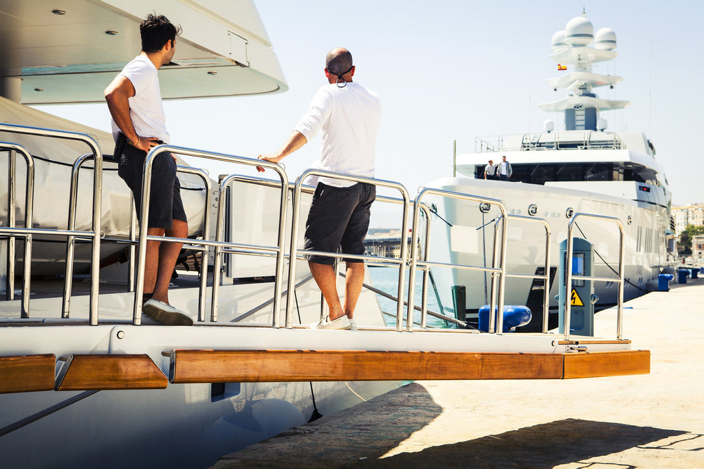 Making Life Easier for Superyacht Crew