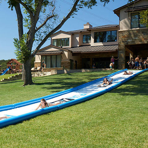 premium giant slip and slides inflatable water slides for sale funair