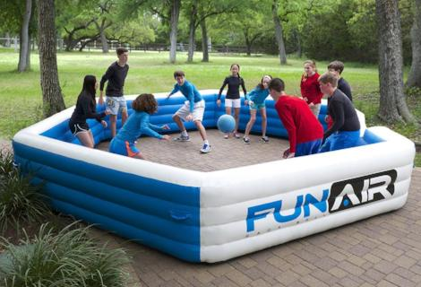Inflatable Gaga Ball Pit