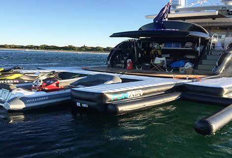 Personal Watercraft Docks | Jet Ski Dock | Superyacht Water