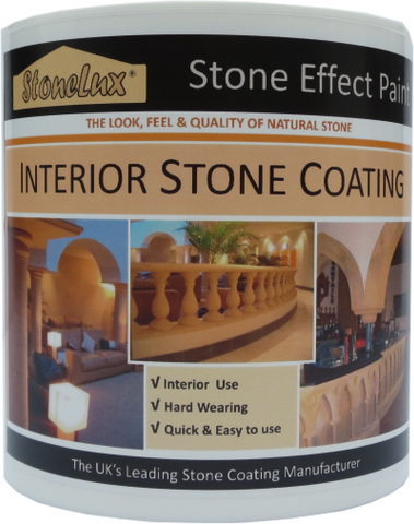 Interior Stone Coating