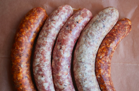 Sausage 101: Can you crank it?