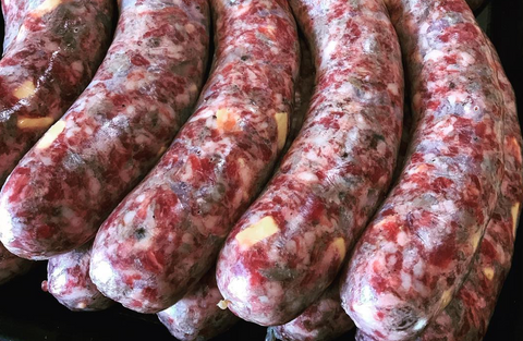 Seasonal Sausage 101: Beef