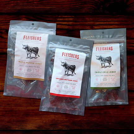 Grass-Fed Jerky - 3 Pack