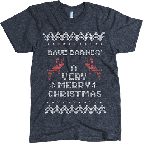 A Very Merry Christmas Tee- Short Sleeve