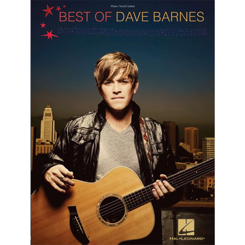 Best of Dave Barnes Song Book