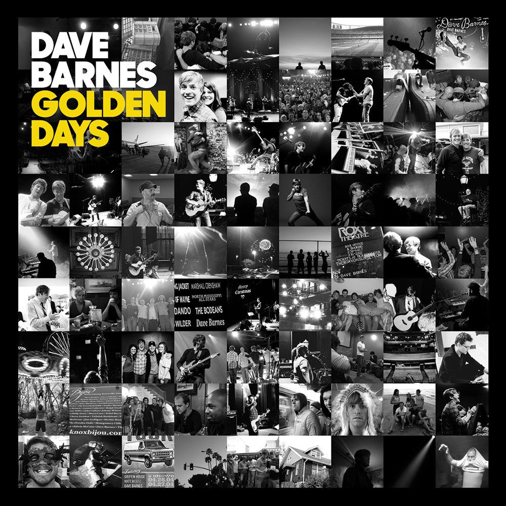 Golden Days CD
