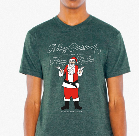 Merry Christmuth - Short Sleeve Tee