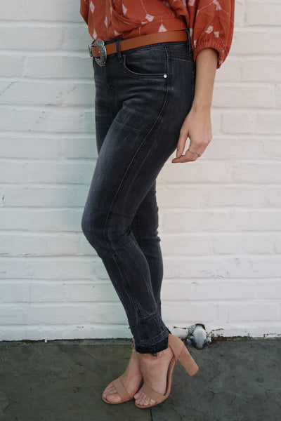 Dark Denim Jeans - B.L.U.S.H. Boutique