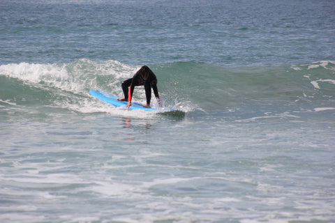 Surf lessons Laguna Beach group and private