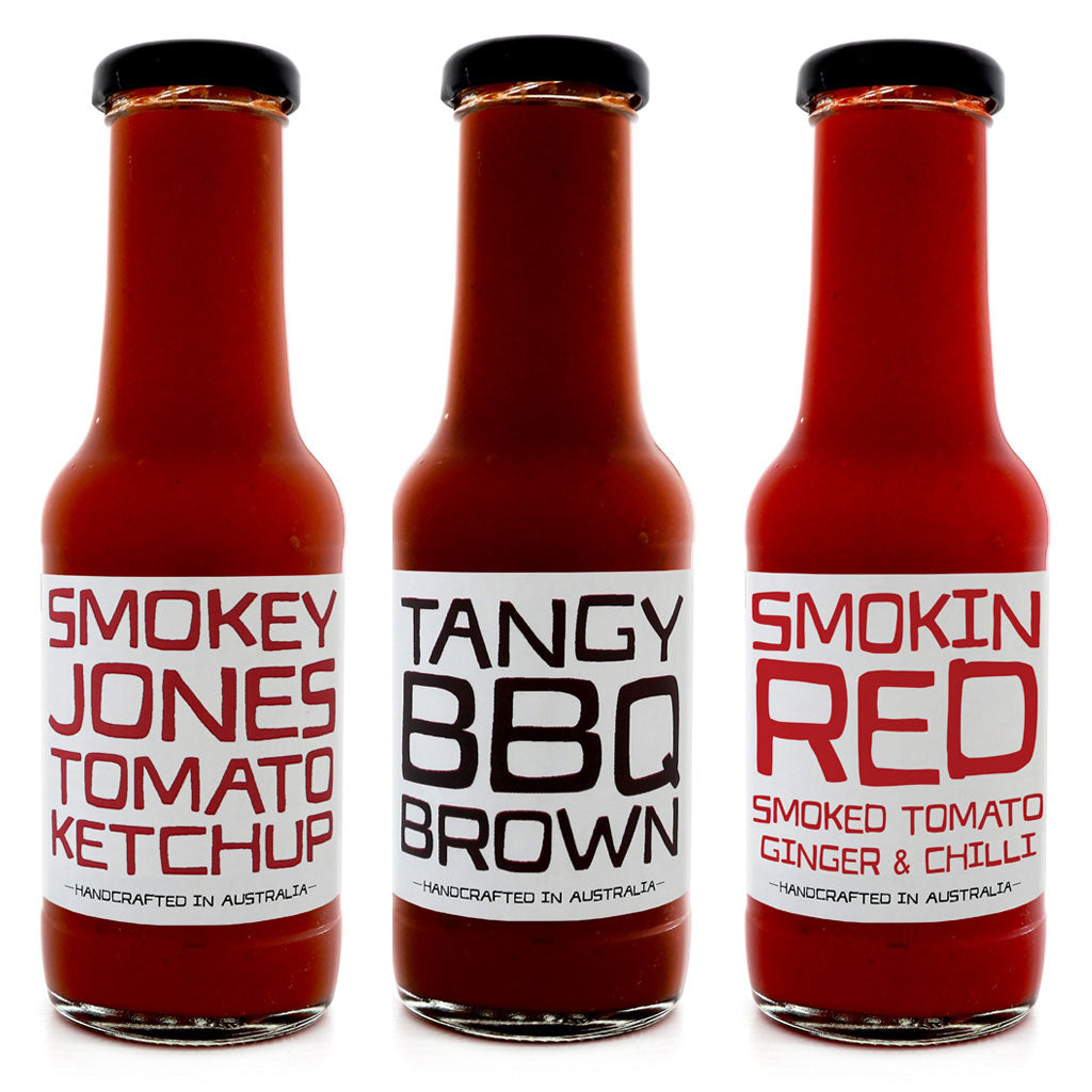 Harvey's Handcrafted BBQ Style Sauces