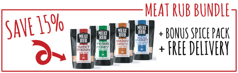 Harveys Kitchen Meat Rub Bundle