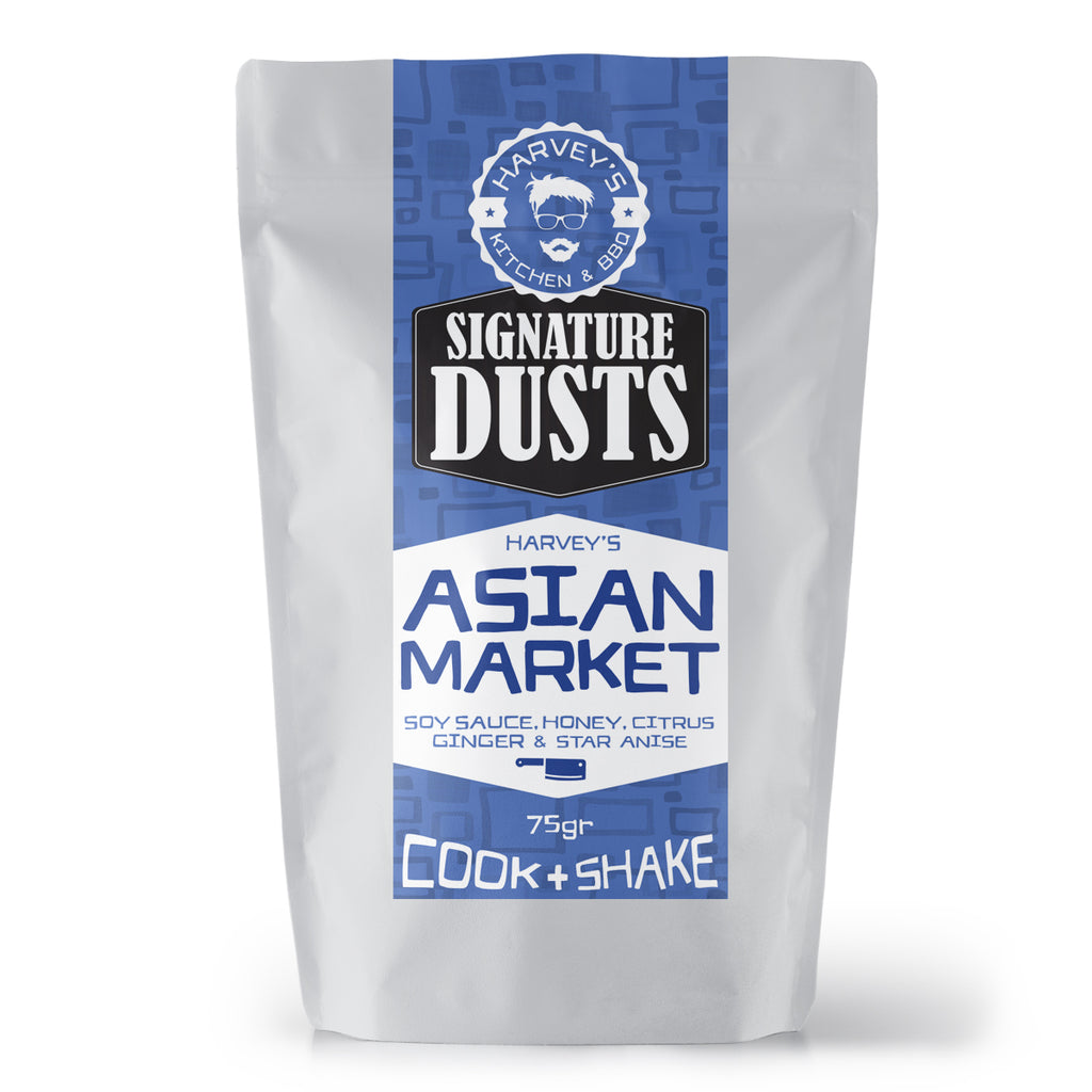 Signature Dust - Asian Market